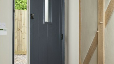 composite front doors St Austell Cornwall